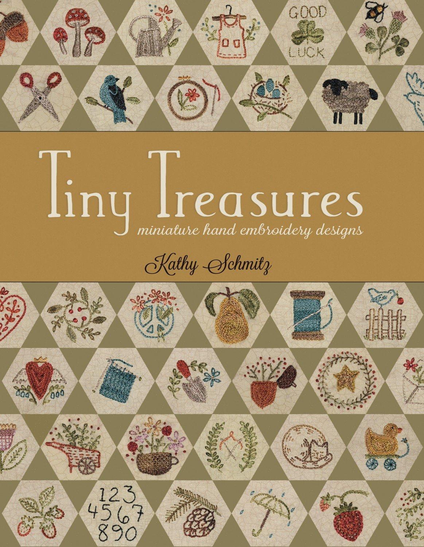 Tiny Treasures softcover by Kathy Schmitz