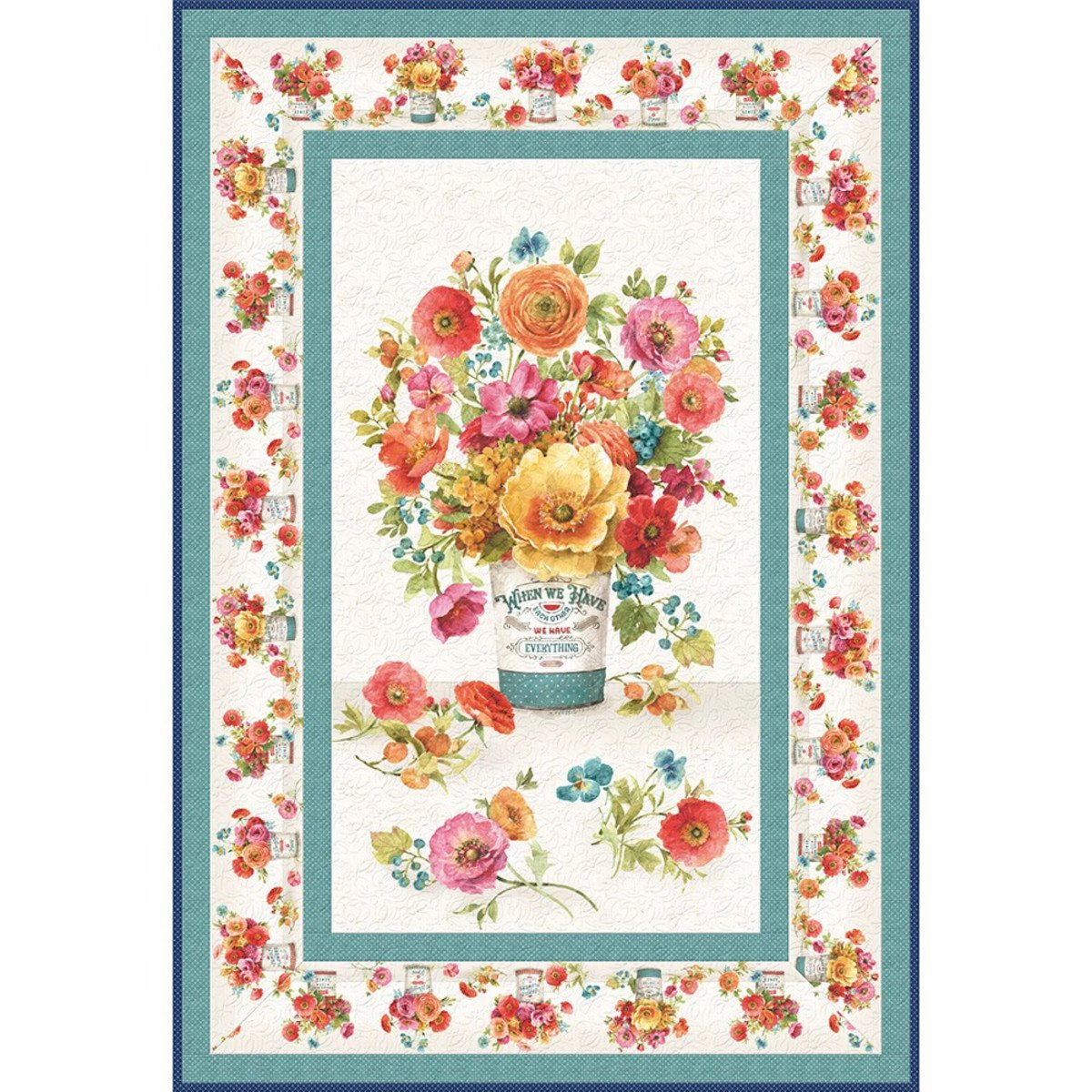 Roots of Love KIT 39 x 57 1/2