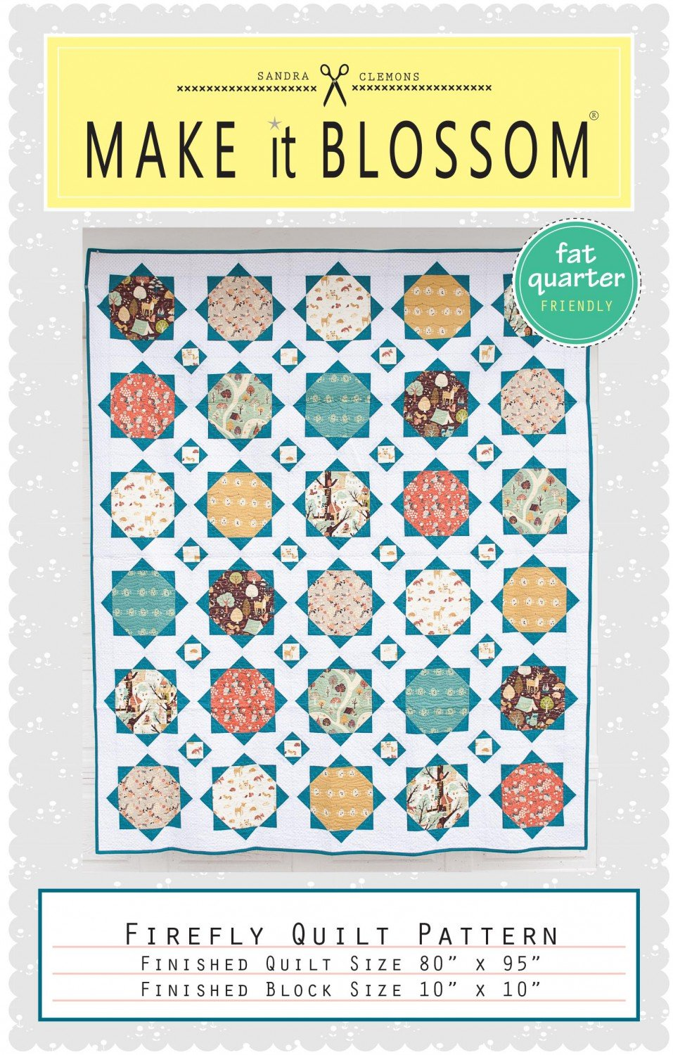 Firefly Quilt pattern