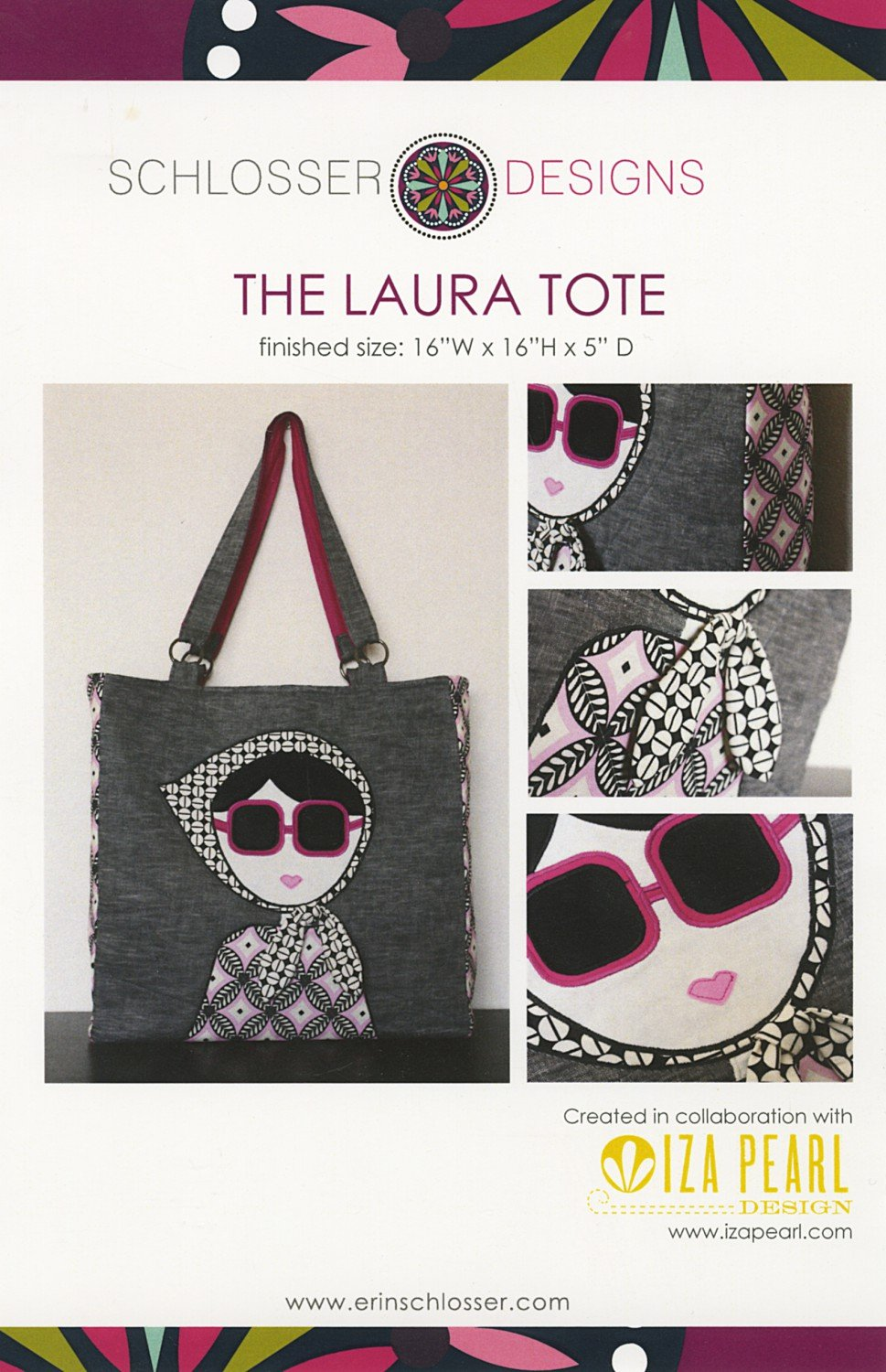 Laura Tote pattern