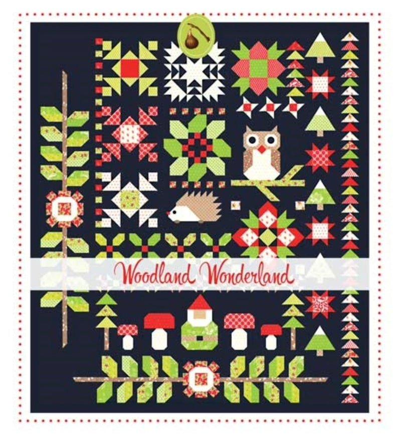Woodland Wonderland Complete Quilt KIT
