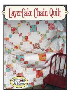 Layer Cake Chain Quilt