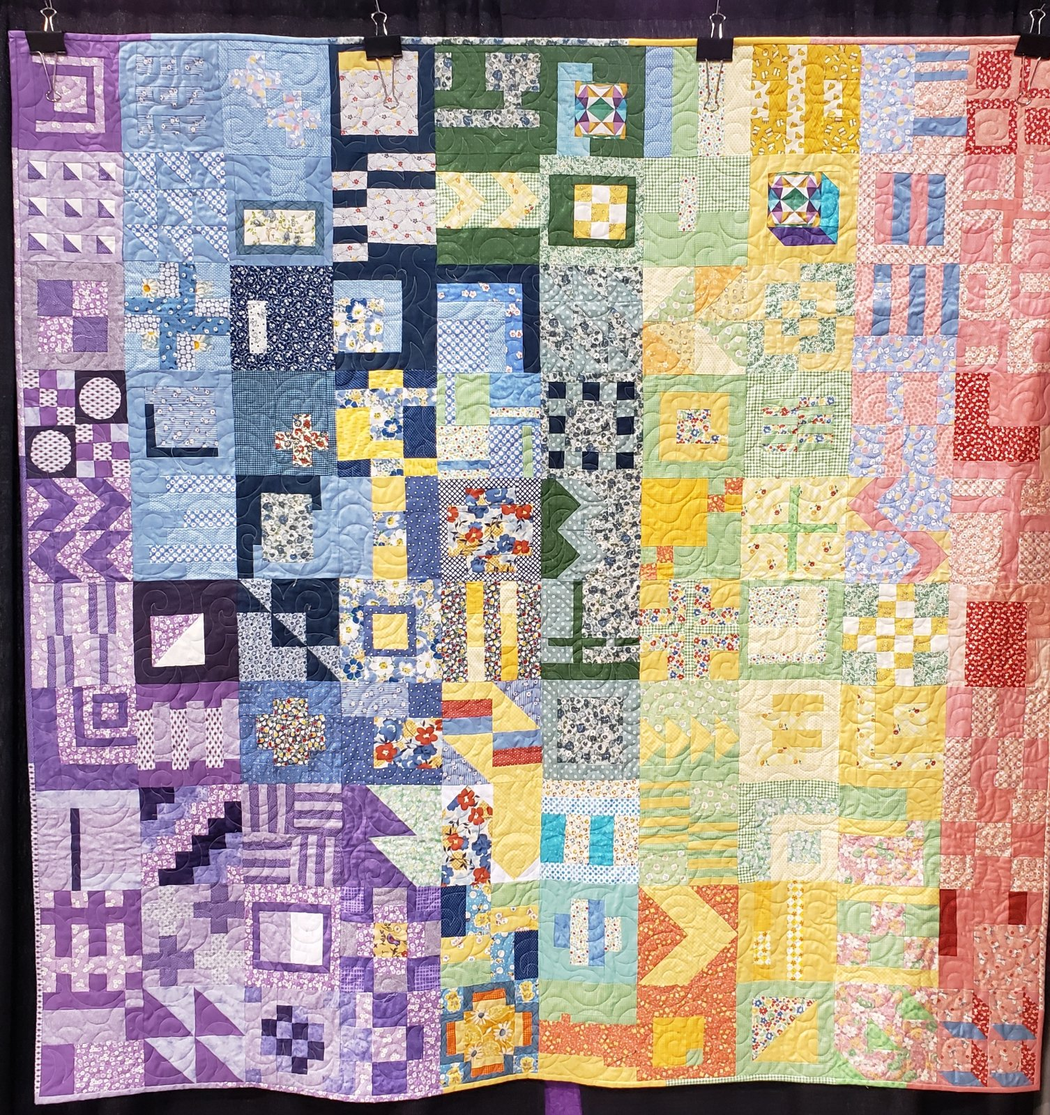 2019 Quilt Show Quilts Group 1 of 2 - Public Pictures Only