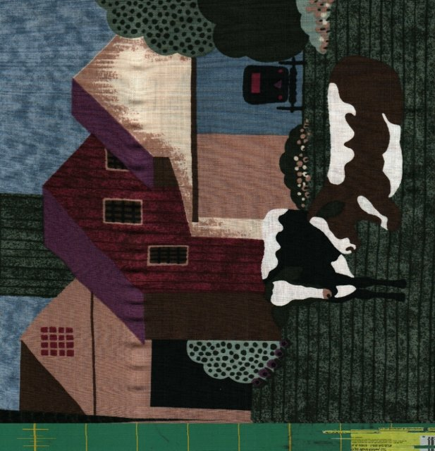 Almost Amish  by Fabric Expressions for RJR Fabrics 36 Panel