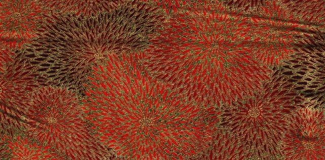 Robert Kaufman Imperial Fusions EUJM-5905-3 Red