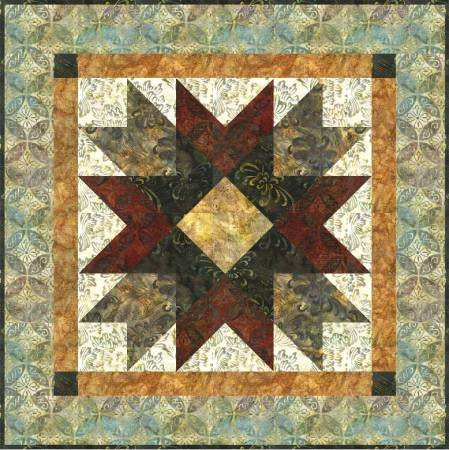 Addison's Star Pattern #EBD1204