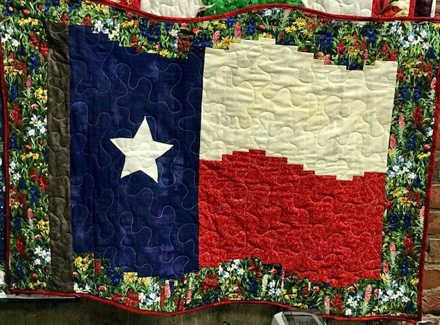 Fractured Flag - Texas Our Texas