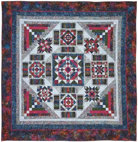 Moonlight Sonata Quilt Kit