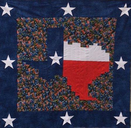 Texas Strip Quilt Kit