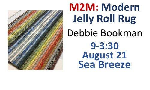 Modern Jelly Roll Class
