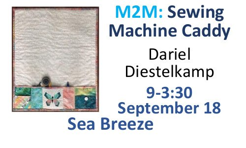 Sewing Machine Caddy