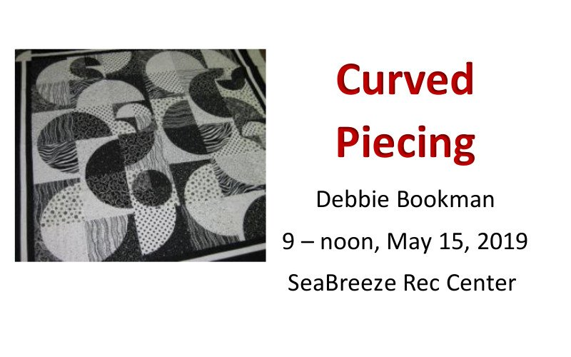 Curved Piecing