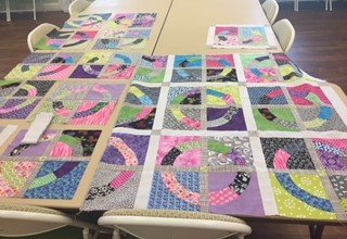 Quilt for Luther Springs
