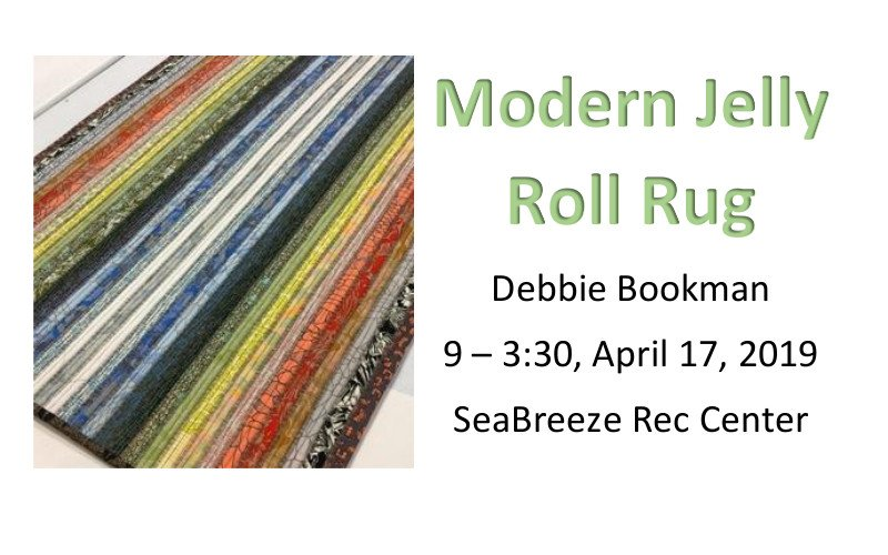 Modern Jelly Roll