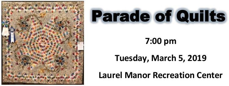 Parade of Quilts
