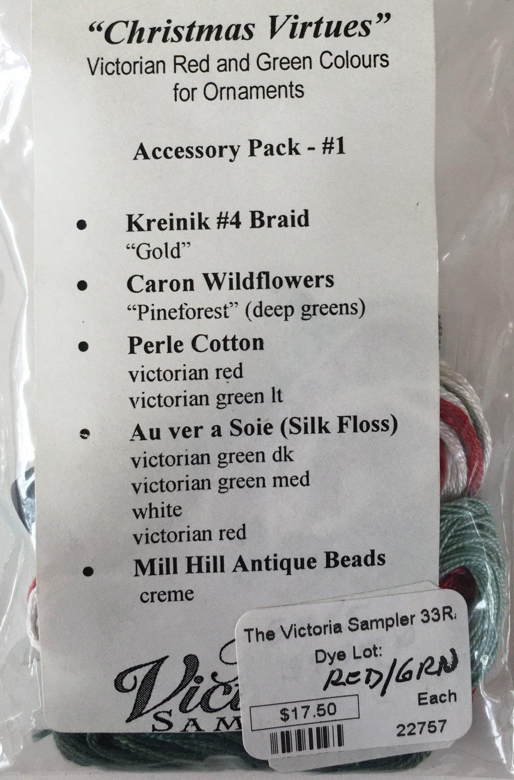 The Victoria Sampler 33 #1 AP
