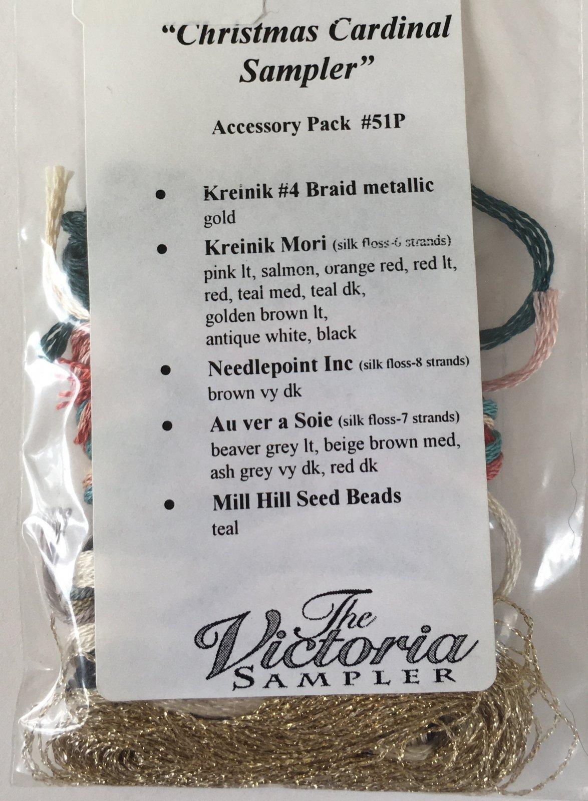The Victoria Sampler 51SAP