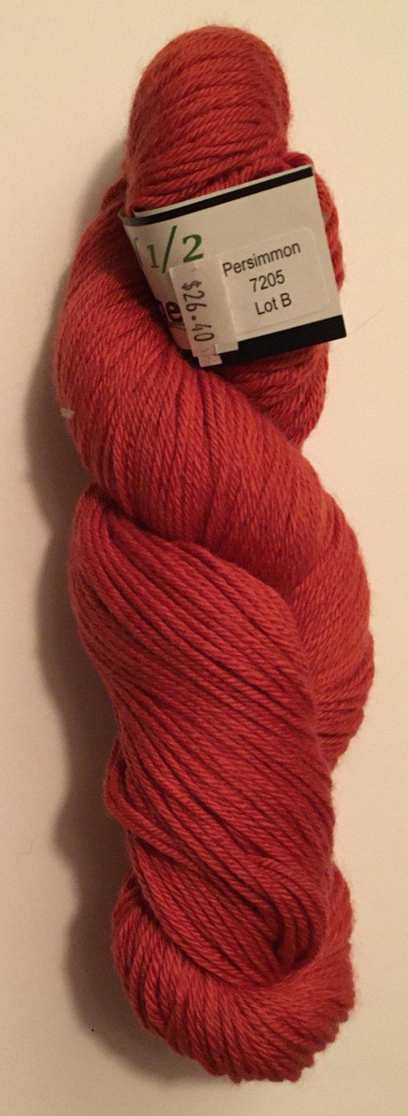 1/2 N 1/2  Flame: Color 7205 Dye Lot B