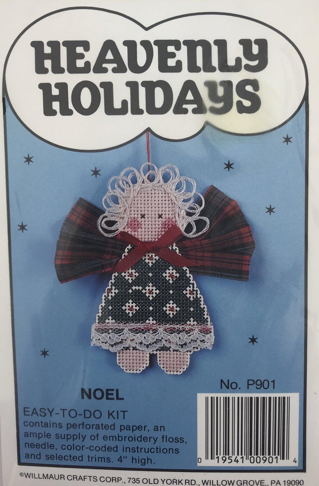 Astor Place: Heavenly Holidays Noel Kit P901