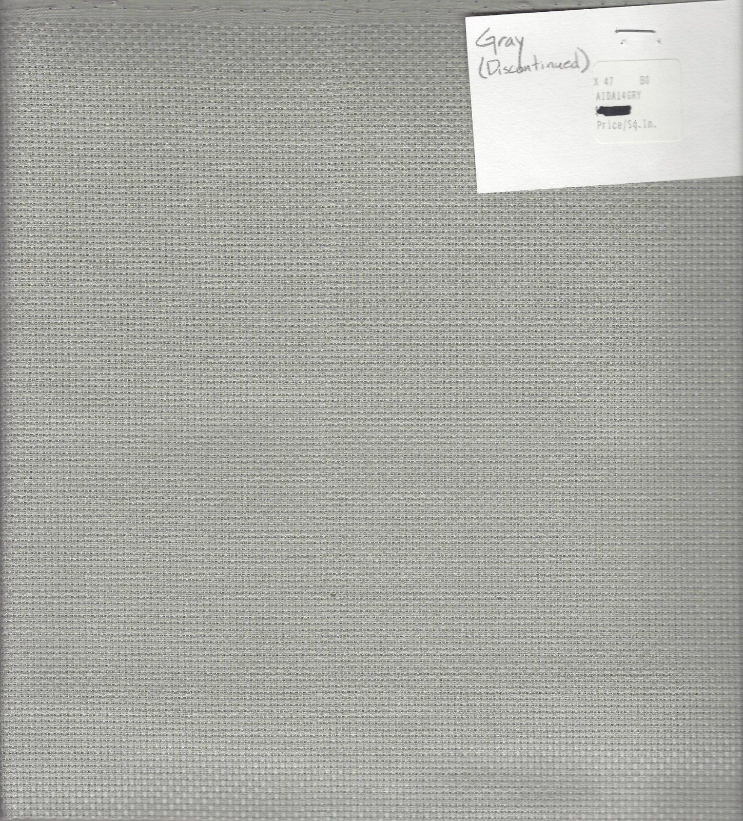 Aida 14ct Gray (discontinued color)