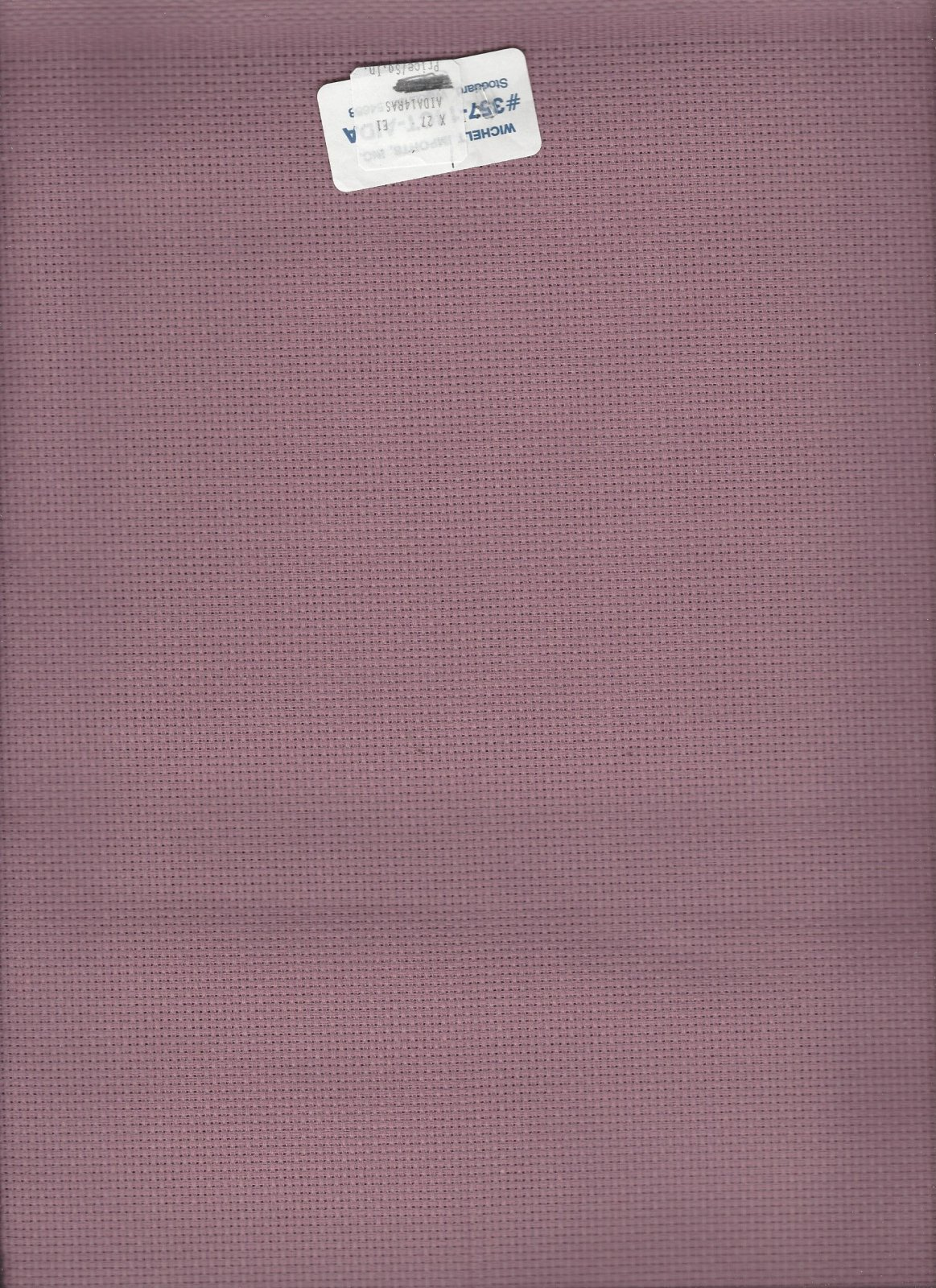 Aida 14ct Raspberry (discontinued color)