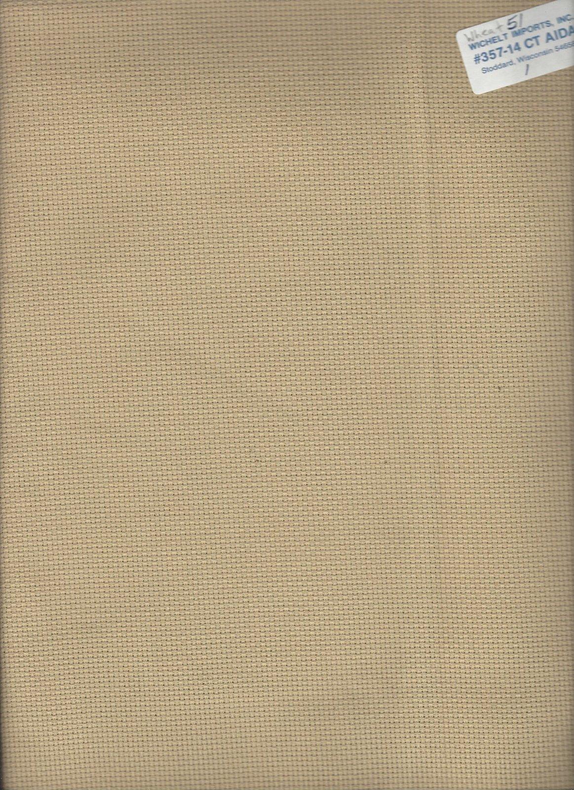 Aida 14ct Wheat (discontinued color)