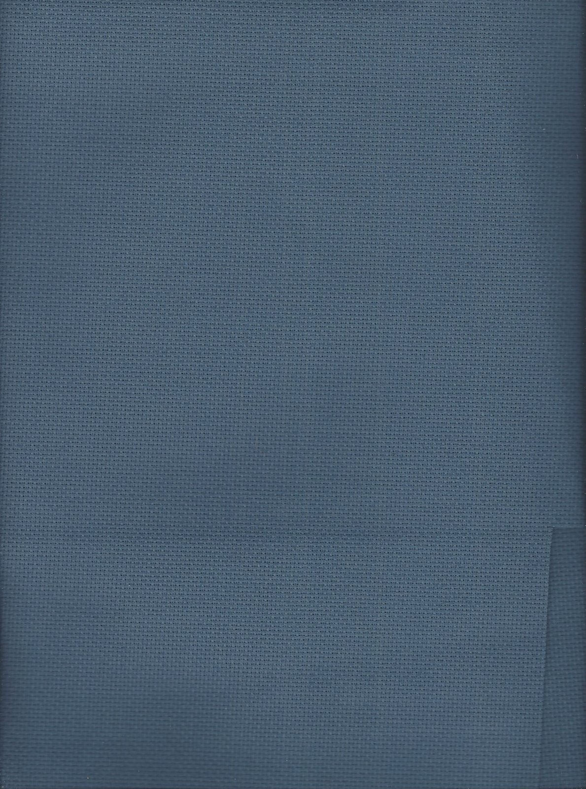 Aida 16ct French Blue/Blue Spruce (discontinued color)