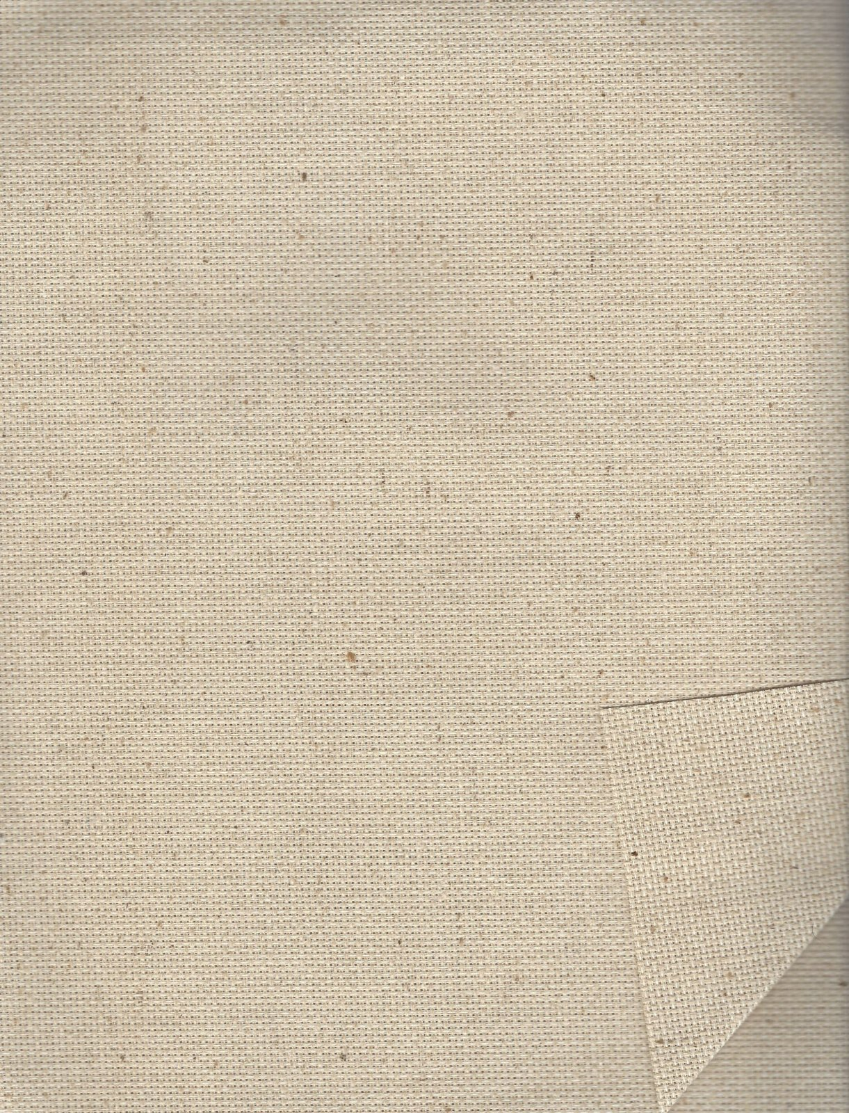 Aida 16ct Natural Rustico (variegated)