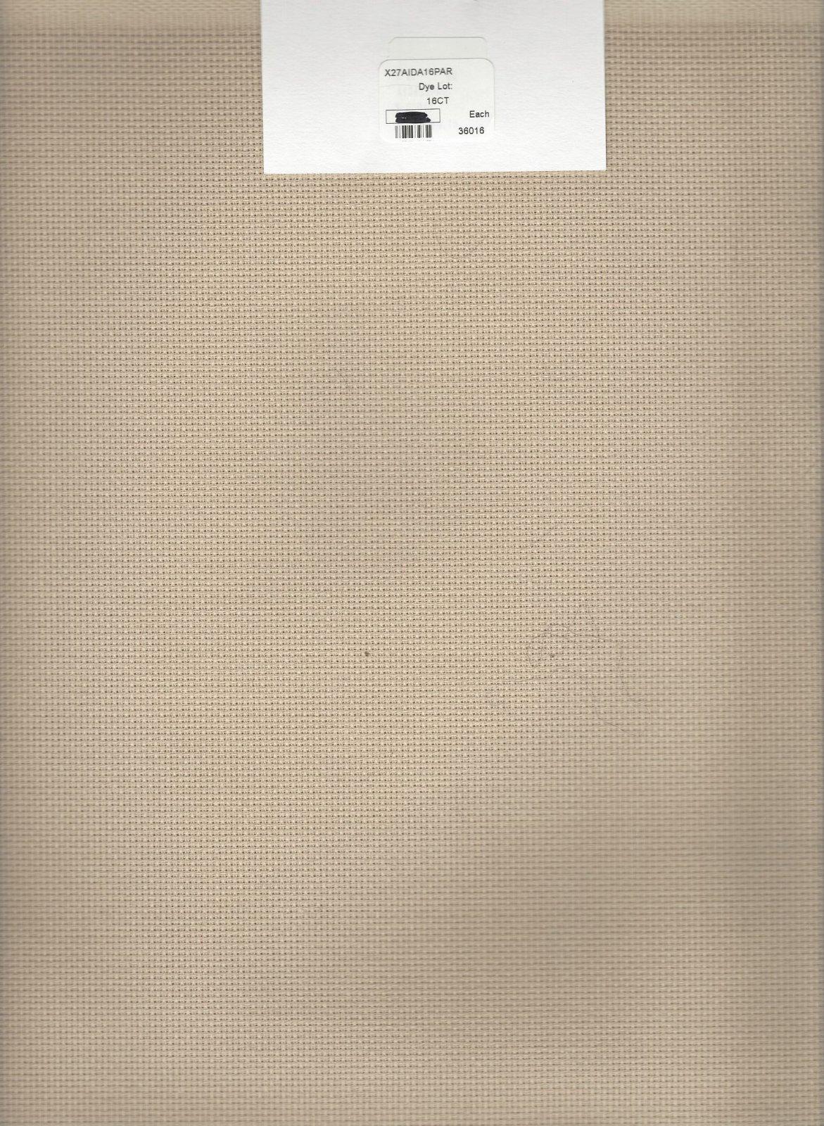 Aida 16ct Parchment (discontinued color)