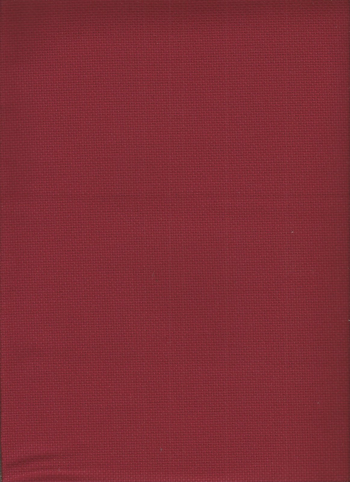 Aida 16ct Ruby Red (discontinued color)