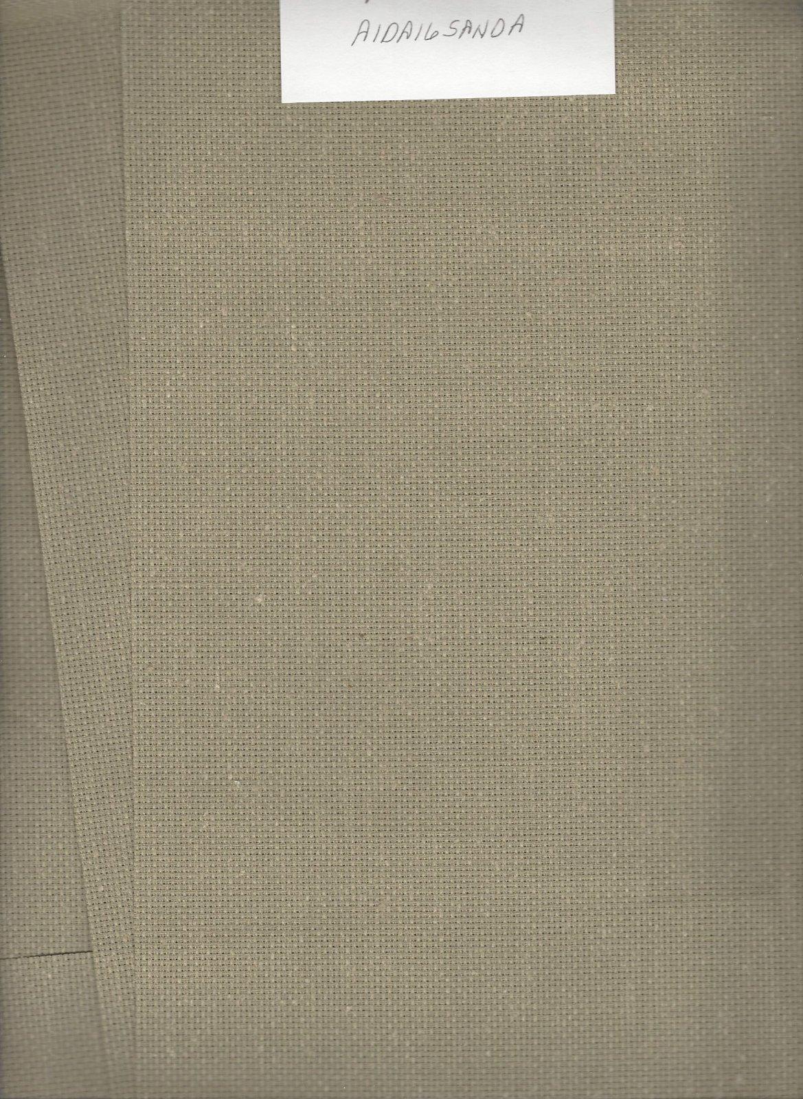 Aida 16ct Sandalwood (discontinued color)