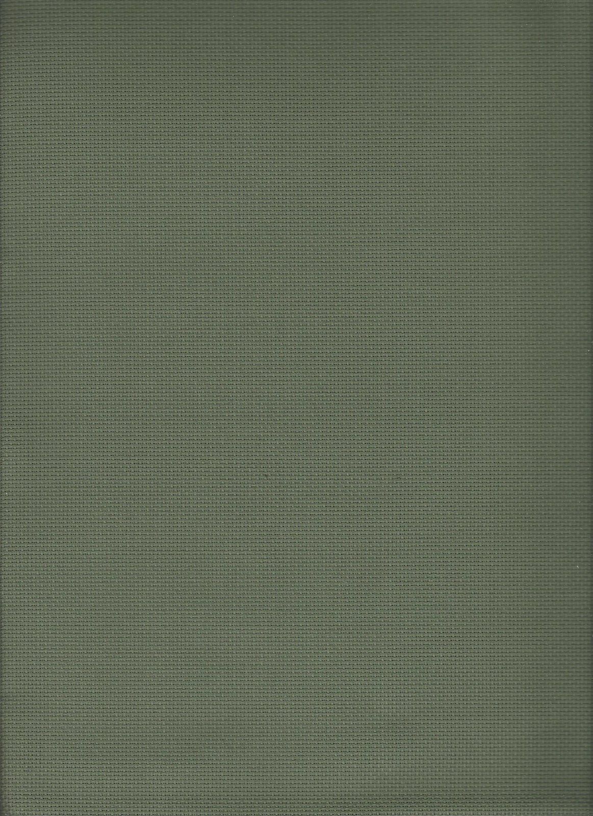 Aida 18ct Olive Green/Dusty Green (discontinued color)