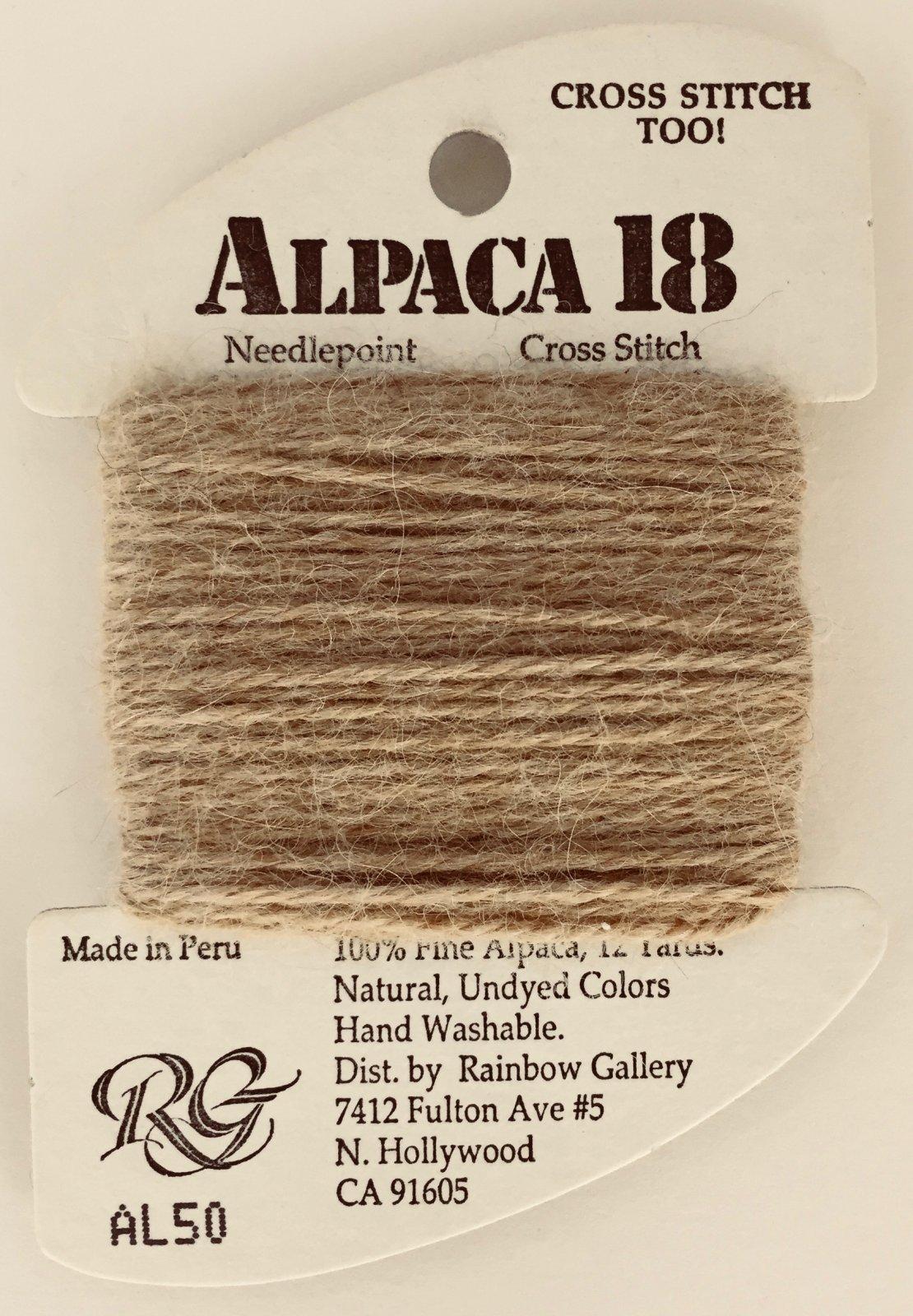 Alpaca 18 AL50 (discontinued color)