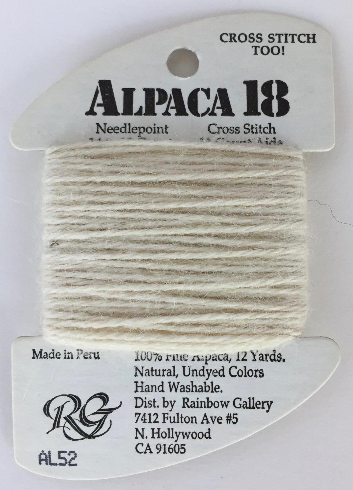 Alpaca 18 AL52