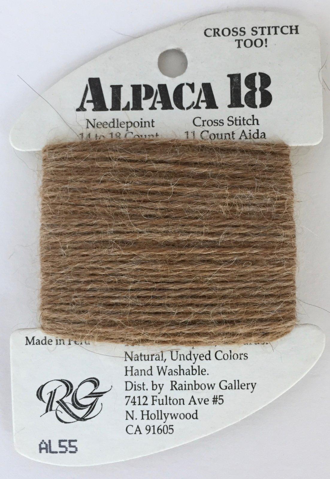 Alpaca 18 AL55 (discontinued color)