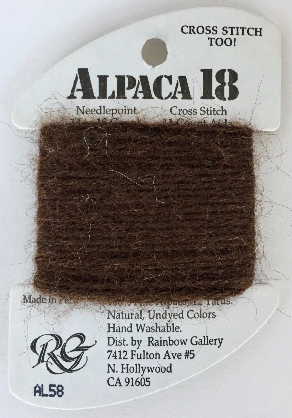 Alpaca 18 AL58