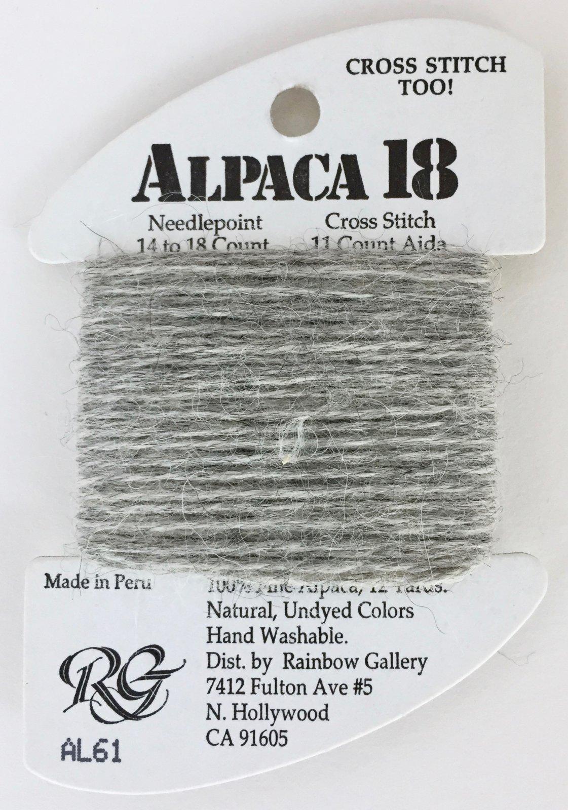 Alpaca 18 AL61