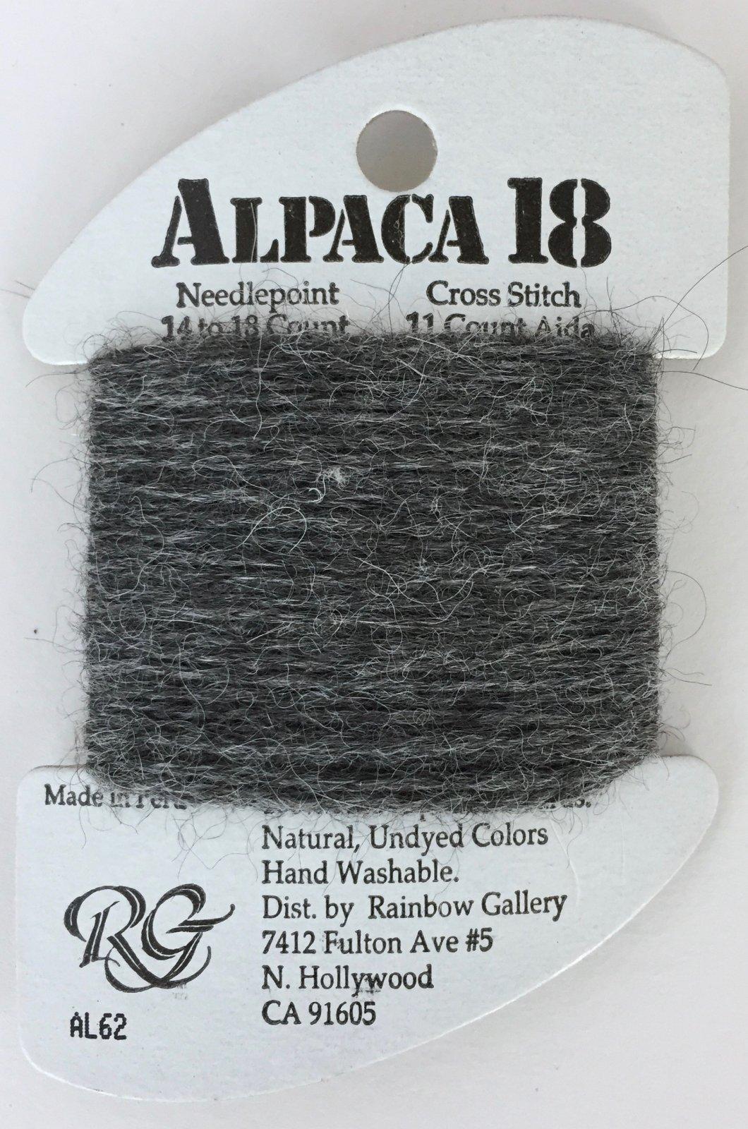 Alpaca 18 AL62