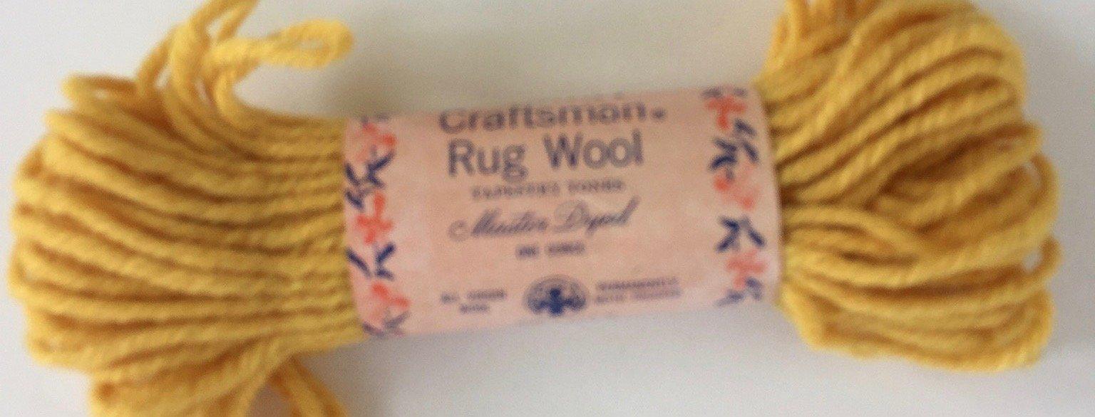 Bernat Craftsman Rug Wool: Color 3175 Dye Lot OG