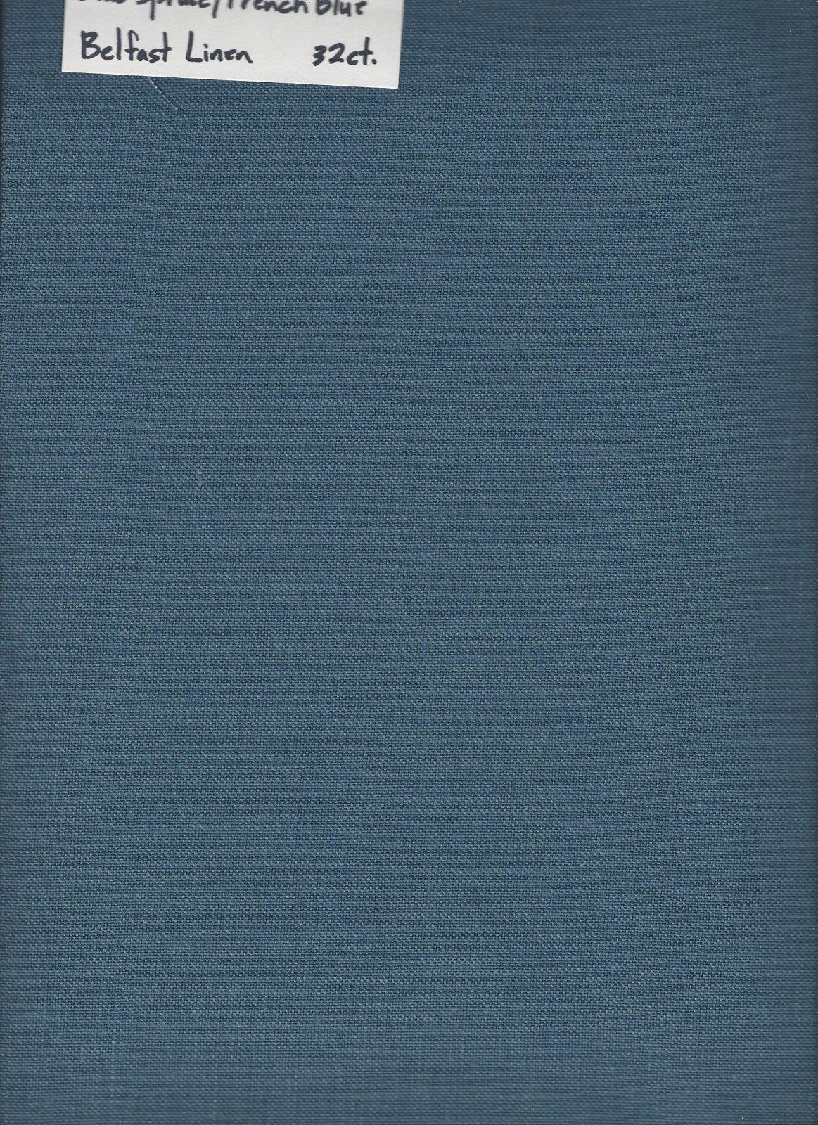 Belfast Blue Spruce/French Blue