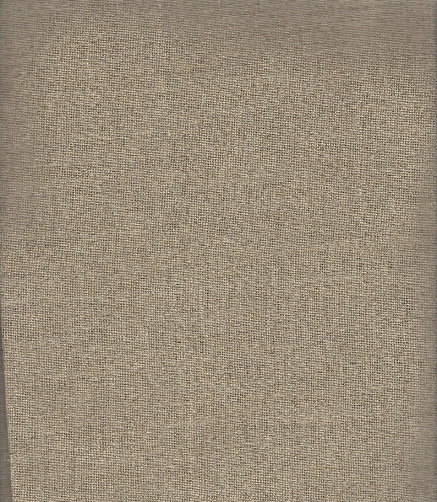 Belfast Raw Linen (Natural)