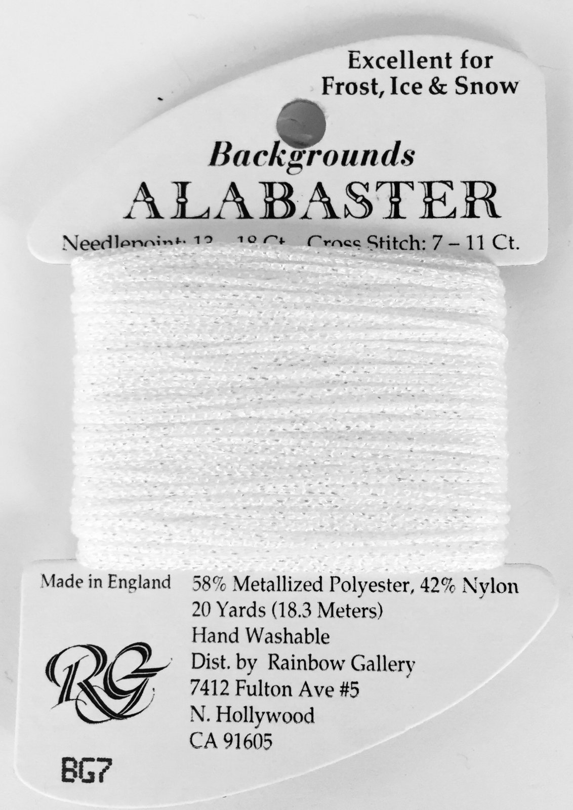 Alabaster BG7