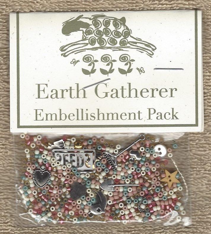 Shepherd's Bush The Earth Gatherers Embellishments