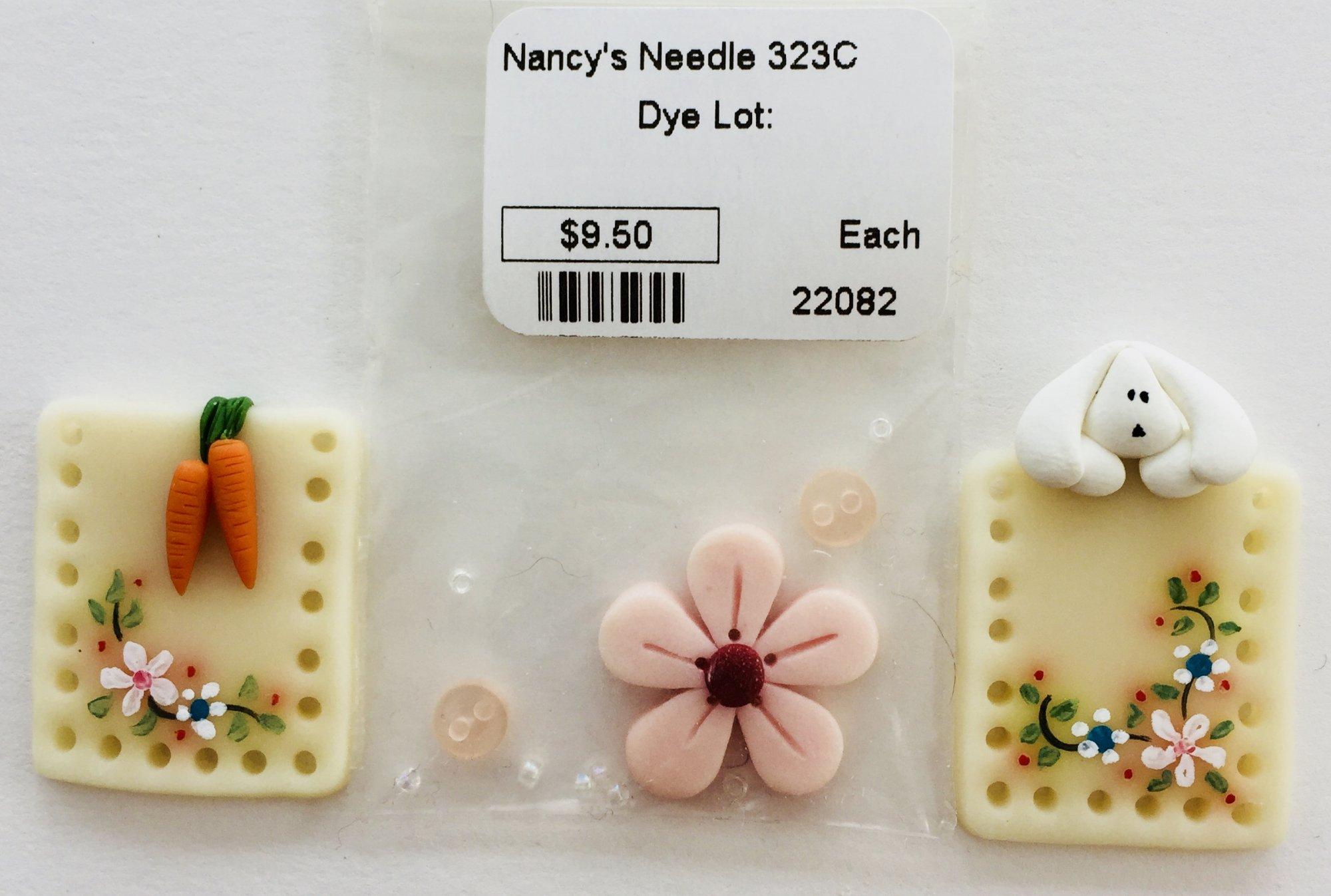 From Nancy's Needle 323C