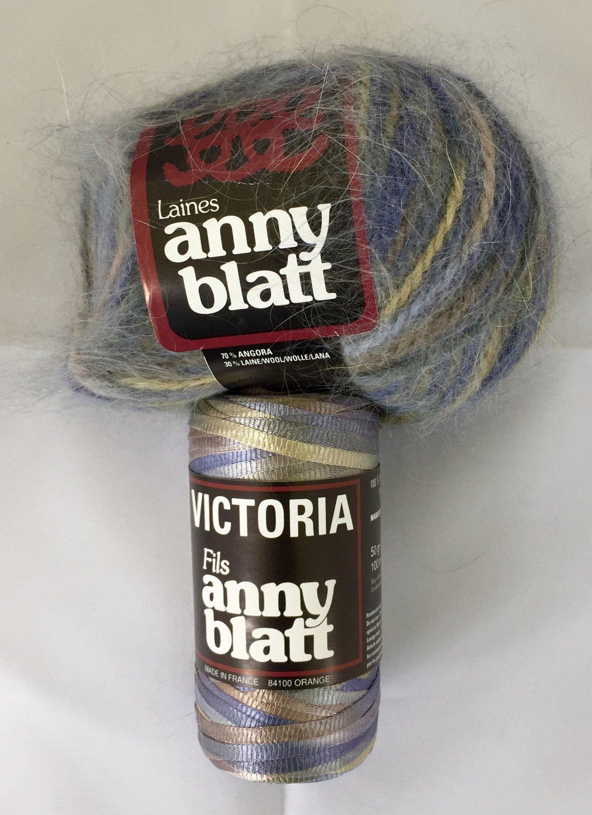 Anny Blatt: Victoria Scarf Kit