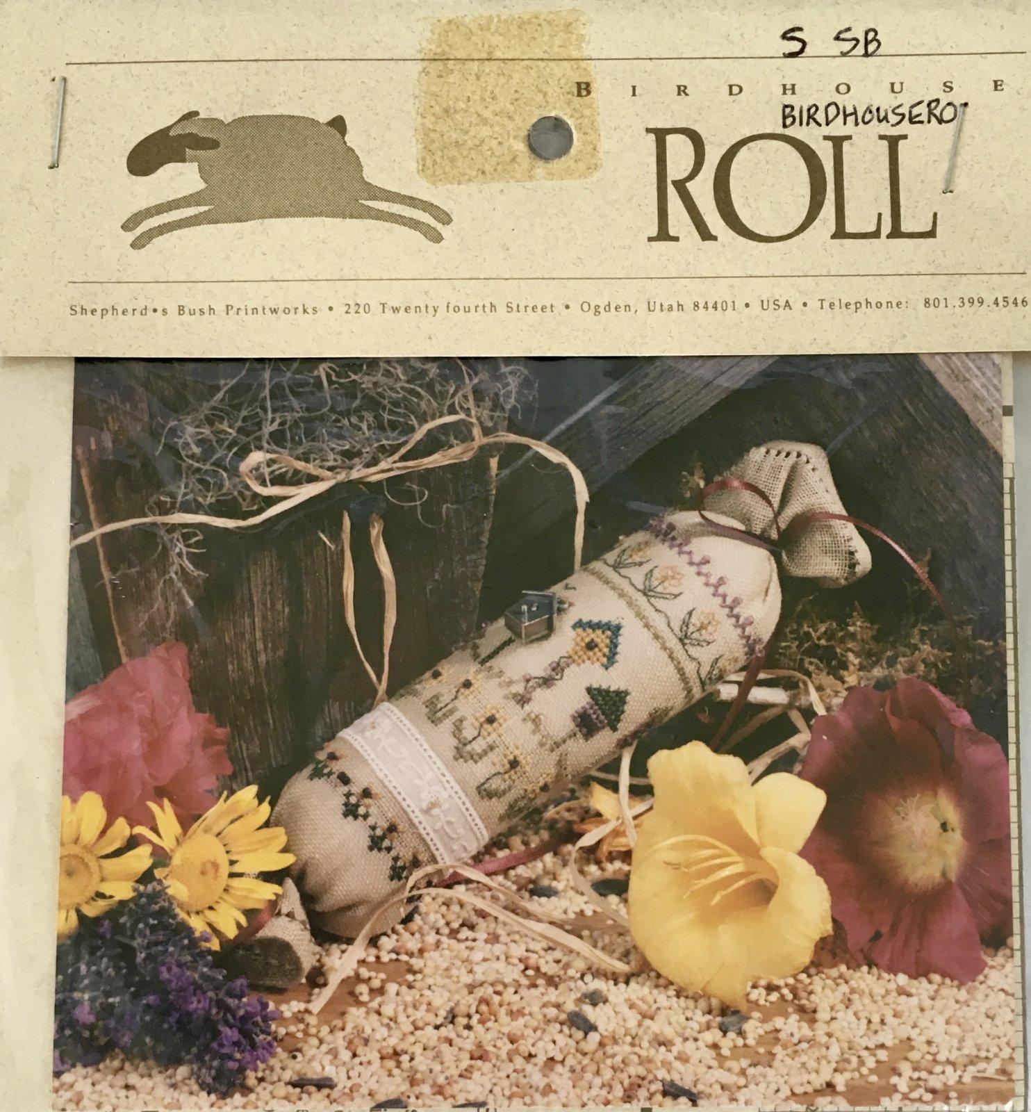 Shepherd's Bush: Birdhouse Roll Kit