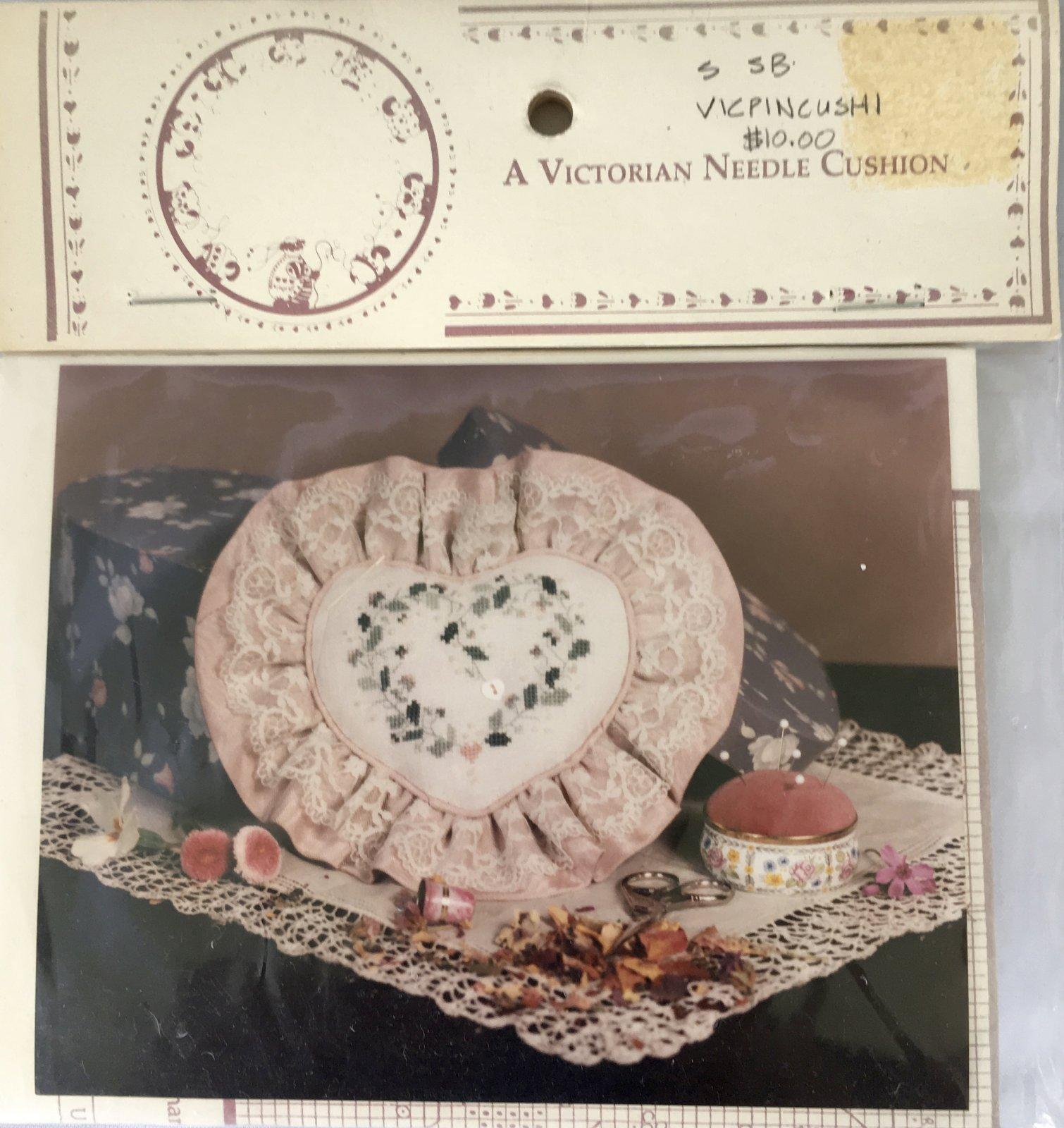 Shepherd's Bush: A Victorian Needle Cushion Kit