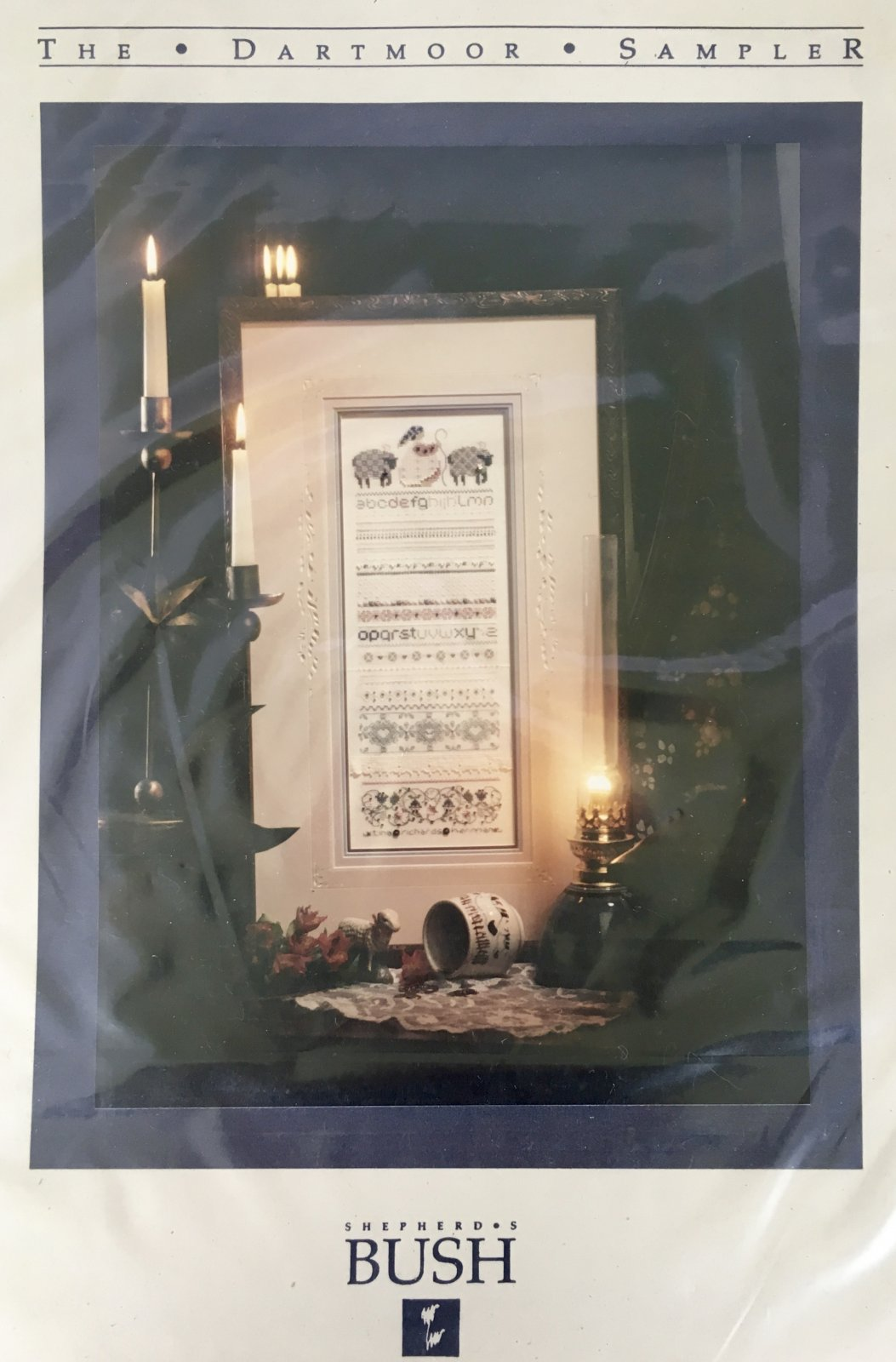 Shepherd's Bush: The Dartmoor Sampler Kit