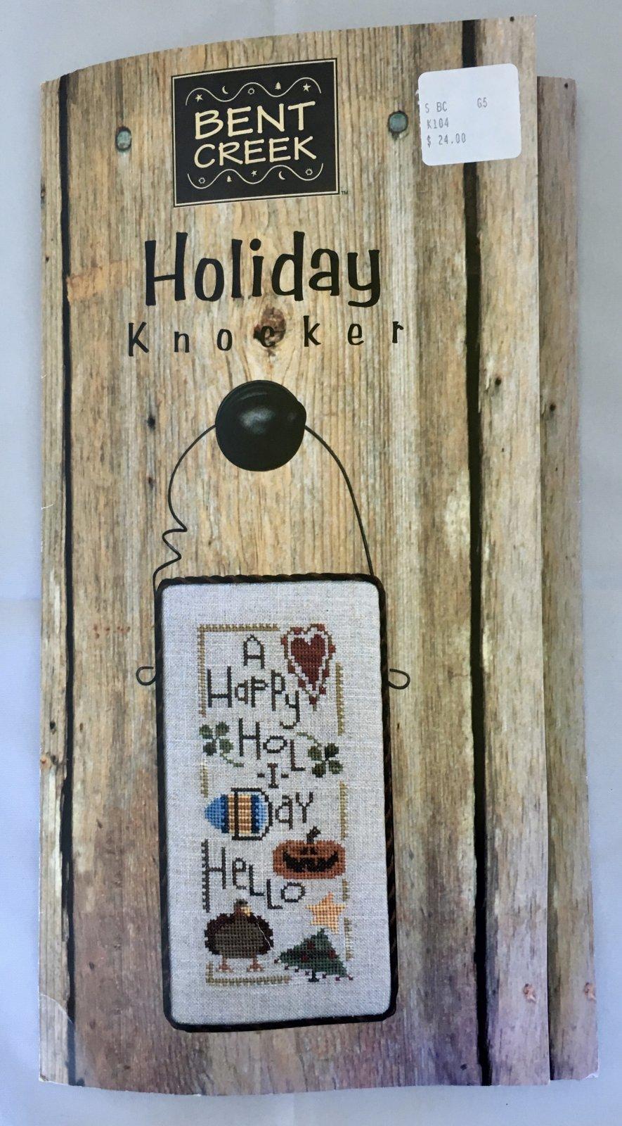 Bent Creek: Holiday Knocker Kit