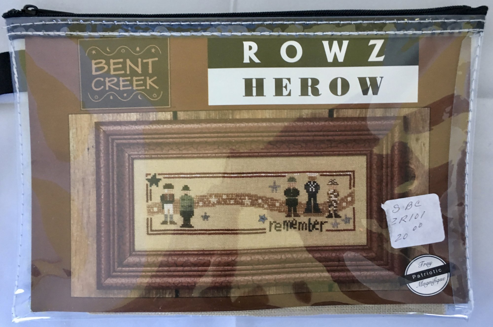 Bent Creek: Rowz Herow Kit